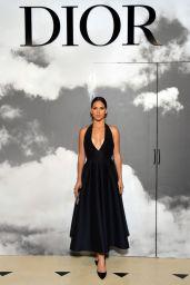 Adria Arjona – Christian Dior Haute Couture F/W 19/20 Show in Paris