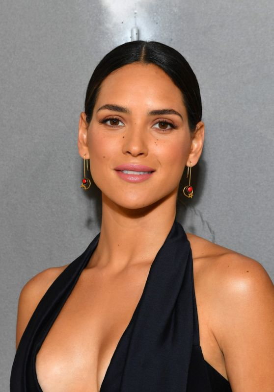 Adria Arjona – Christian Dior Haute Couture F/W 19/20 Show in Paris