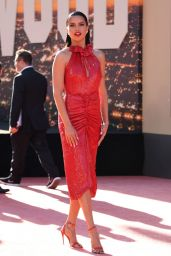 """Adriana Lima – """"Once Upon a Time In Hollywood"""" Premiere in LA"""
