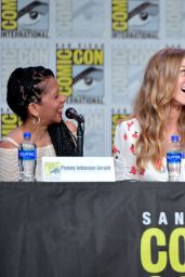"""Adrianne Palicki and Adrianne Palicki - """"Orville"""" Comic Con San Diego Panel 07/20/2019"""