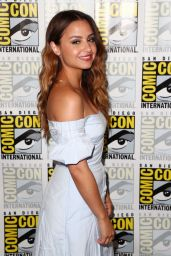 "Aimee Carrero - ""She-Ra and the Princesses of Power"" Press Line at SDCC 2019"