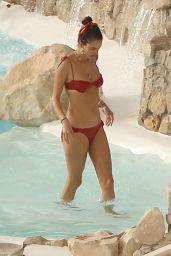 Alessandra Ambrosio and Boyfriend Nicolo Oddi in Ibiza 07/08/2019