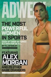 Alex Morgan - Adweek Magazine 07/08/2019 Issue