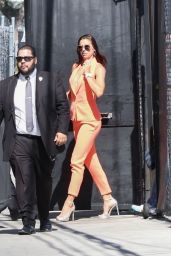 Alex Morgan - Arrives for an Appearance on Jimmy Kimmel Live! 07/11/2019