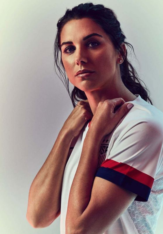 Alex Morgan - Photoshoot for Eight by Eight, June 2019