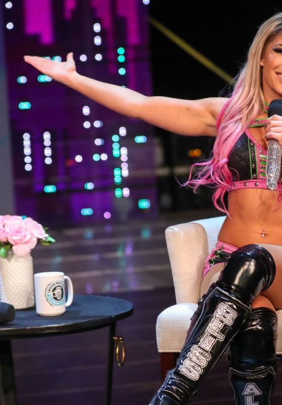 Alexa Bliss - WWE Raw in Dallas 07/01/2019