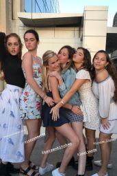 Alexis Jayde Burnett - Social Media 07/04/2019