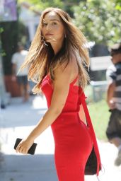 Alexis Ren - Out in West Hollywood 07/27/2019
