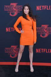 """Alexxis Lemire – """"Stranger Things"""" TV Show Season 3 Premiere in LA"""