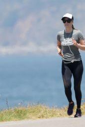 Ali Larter - Out For a Run in LA 07/02/2019