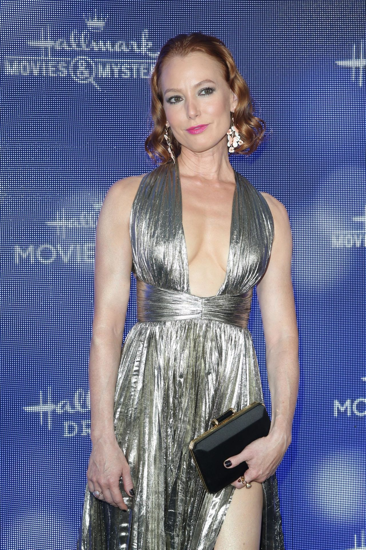 Alicia Witt – Hallmark Summer 2019 TCA Press Tour Event in ...