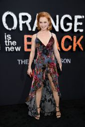 "Alicia Witt – ""Orange Is The New Black"" Final Season World Premiere in NYC"