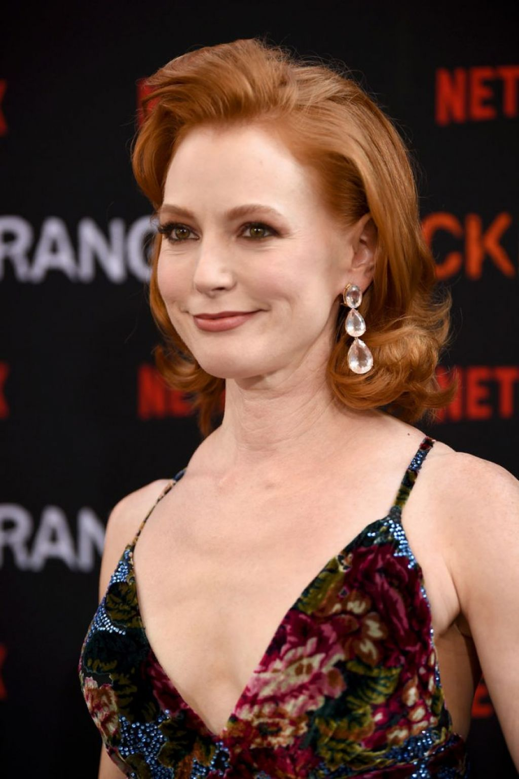 "Alicia Witt – ""Orange Is The New Black"" Final Season World ..."