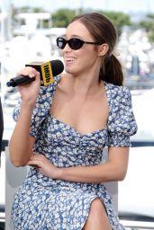 Alycia Debnam-Carey – #IMDboat at SDCC 2019