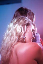 Amanda AJ Michalka and Alyson Aly Michalka - Notion Magazine July 2019 Photos
