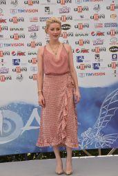 Amber Heard - Giffoni Valle Piana Film Festival 2019 Blue Carpet in Salerno