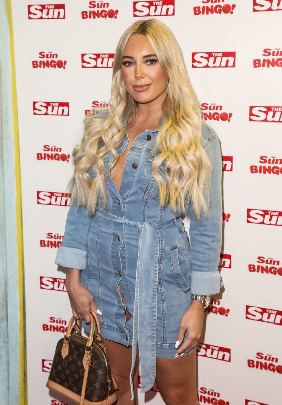 Amber Turner – Sun's Love Island Finale Party in London 07/29/2019