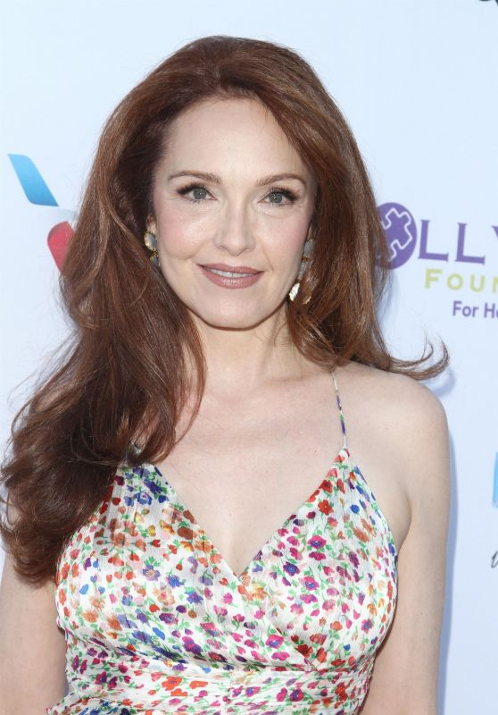 Amy Yasbeck – HollyRod Foundation's DesignCare Gala in Malibu 07/27/2019