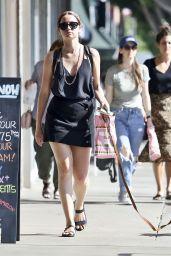 Ana de Armas - Shopping in Los Angeles 07/24/2019