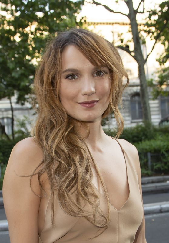 Ana Girardot – Vogue Paris Foundation Gala 07/02/2019