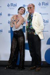 Andrea Delogu - RAI Programming Launch in Milan 07/09/2019