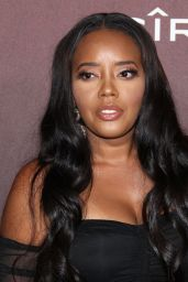 Angela Simmons – 2019 Sports Illustrated Fashionable 50 Party in LA
