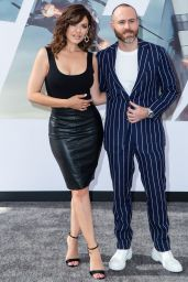 "Angelica Celaya – ""Hobbs & Shaw"" Premiere in Hollywood"