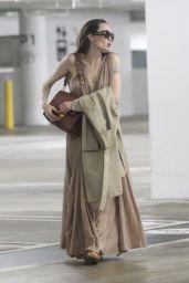 Angelina Jolie - Century City Mall in Los Angeles 07/23/2019