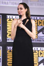 Angelina Jolie - Marvel Comic Universe Panel at SDCC 2019