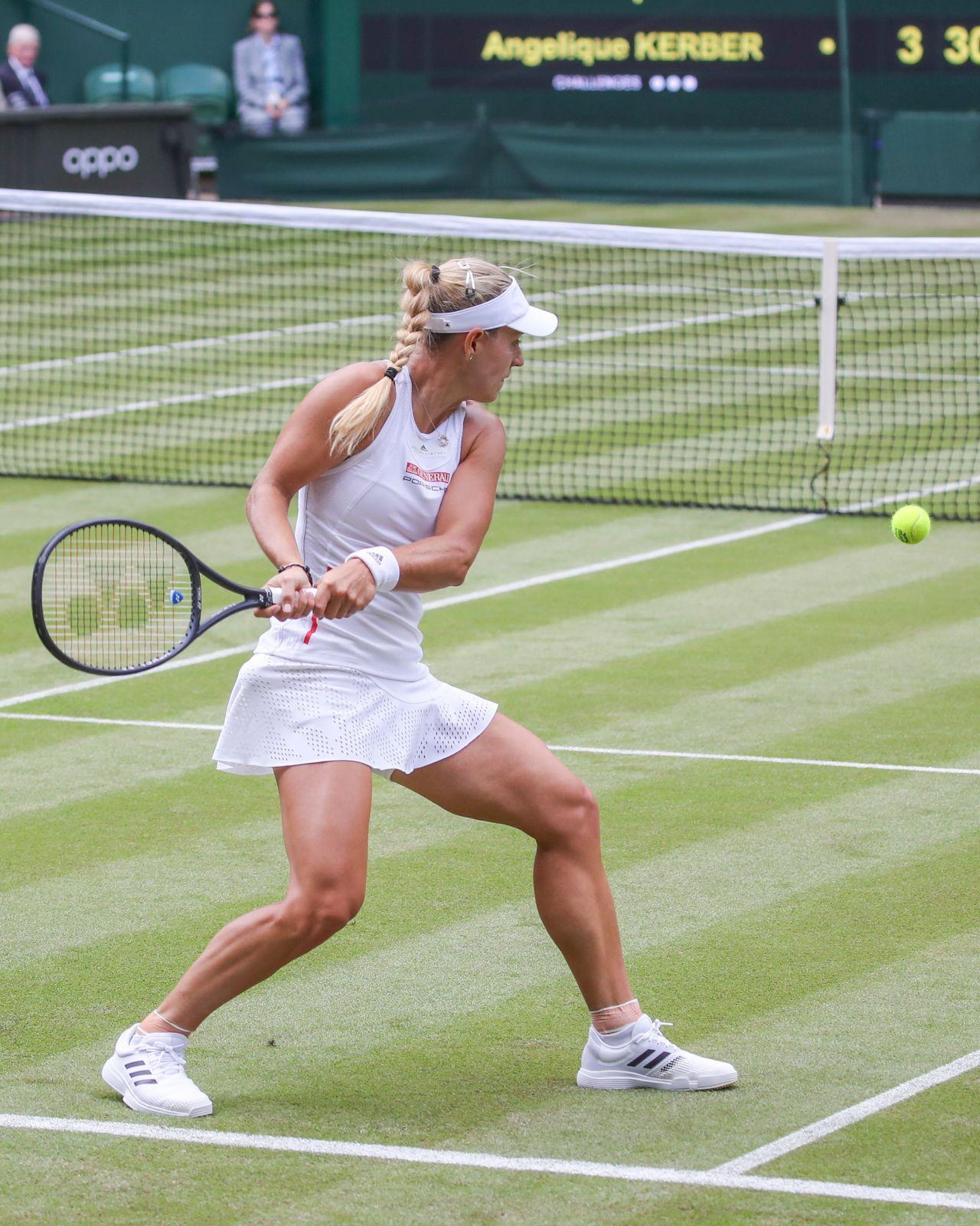 Wimbledon 2020 Kerber