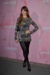Annabelle Belmondo – amfAR Gala in Paris 06/30/2019