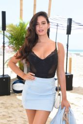 Anne de Paula – SI Mix Off At The Model Mixology Competition in Miami Beach 07/14/2019