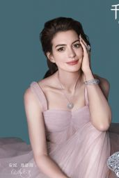 Anne Hathaway - Keer 2019 Campaign