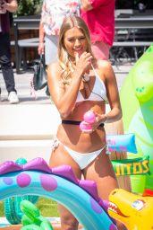 "Arabella Chi in a Bikini - ""This Morning"" TV Show in London 07/03/2019"