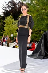 Araya Hargate - Ralph & Russo Haute Couture Show in Paris 07/01/2019