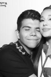 Ariana Grande - Sweetener World Tour Meet & Greet in Milwaukee 07/05/2019