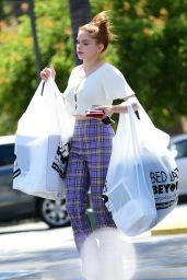 Ariel Winter Cute Style - Outside Bed Bath & Beyond in Studio City 06/29/2019