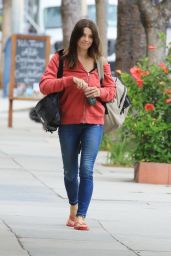 Ashley Greene - Out in Los Angeles 07/25/2019