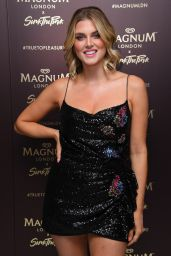 Ashley James - Magnum Pleasure Store Launch in London 07/10/2019