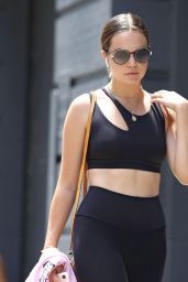 Bailee Madison - Out in NYC 07/28/2019