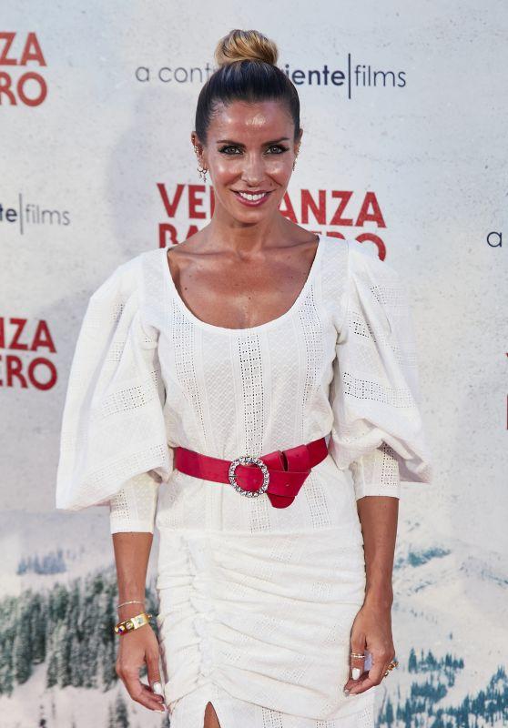 """Beatriz Jarrin - """"Venganza Bajo Cero"""" Premiere in Madrid"""