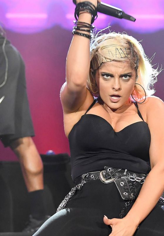 Bebe Rexha - Performing in Isle of MTV Malta in Valetta 07/09/2019