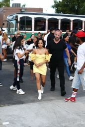Becky G - New Music Video Set in Miami 07/30/2019
