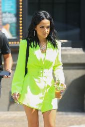 Becky G - Out in NYC 07/09/2019