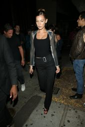Bella Hadid at the Peppermint Club in West Hollywood 07/01/2019