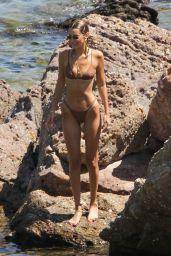 Bella Hadid in a Bikini – Mykonos Island 07/29/2019