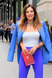 Bella Thorne - Promoting Her New Book in NYC 07/23/2019