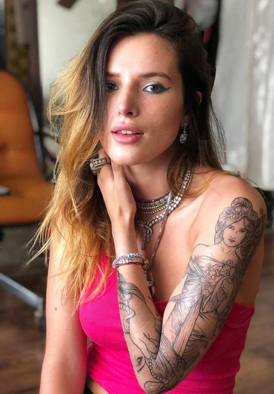 Bella Thorne - Social Media 07/22/2019