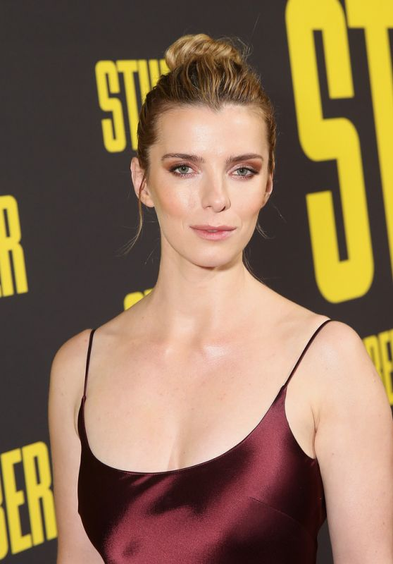 "Betty Gilpin - ""Stuber"" Premiere in Los Angeles"