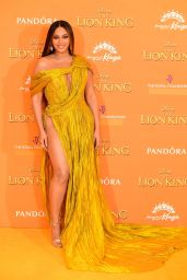 "Beyonce – ""The Lion King"" Premiere in London"